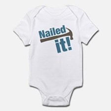 Nailed It Infant Bodysuit
