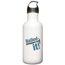 Nailed It Water Bottle