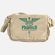 PharmD Messenger Bag