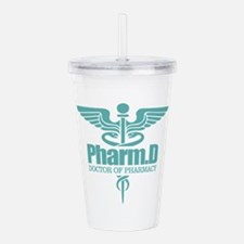 PharmD Acrylic Double-wall Tumbler