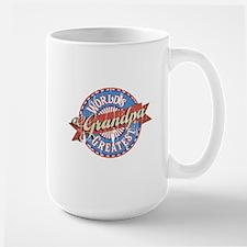 World's Greatest Grandpa Mugs