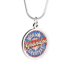 World's Greatest Grandpa Necklaces