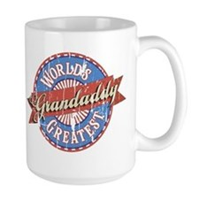 World's Greatest Grandaddy Mugs