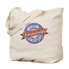 World's Greatest Grandaddy Tote Bag