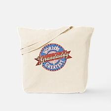 World's Greatest Grandaddy Tote Bag