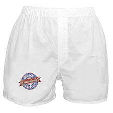 World's Greatest Grandaddy Boxer Shorts
