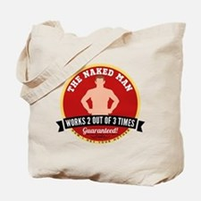 HIMYM Naked Man Tote Bag