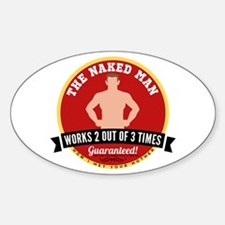 HIMYM Naked Man Decal