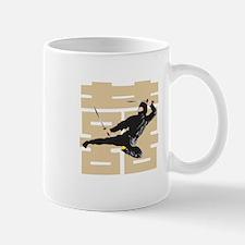 Ninja Samurai Mugs