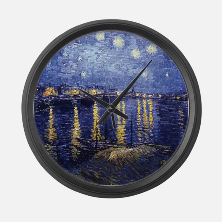 Starry Night Over the Rhone by Van Gogh Large Wall