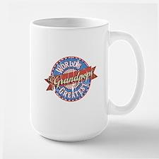 World's Greatest Grandpops Mugs