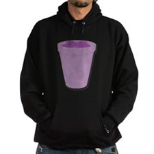 Purple cup Hoody