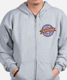 World's Greatest Grampy Zip Hoodie