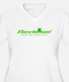 "Biodiesel ""Carbon Cycle"" T-Shirt"