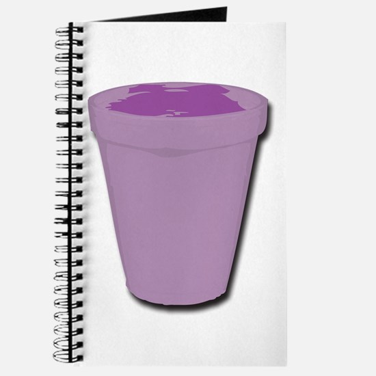Purple cup Journal