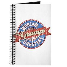 World's Greatest Gramps Journal