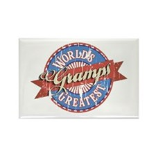 World's Greatest Gramps Magnets