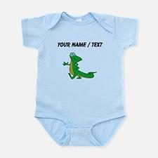 Custom Cartoon Alligator Body Suit