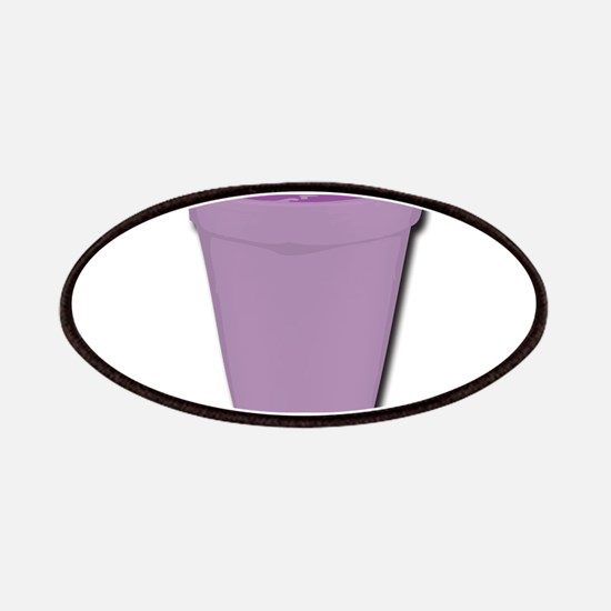 Purple cup Patches