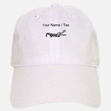 Custom Alligator Drawing Baseball Baseball Baseball Cap