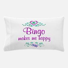 Bingo Happy Pillow Case