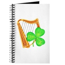 Harp and Clover Journal