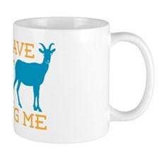 Goat Kidding Me Mug