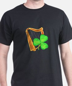 Harp and Clover T-Shirt