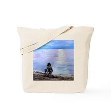 """Sandcastle"" Tote Bag"
