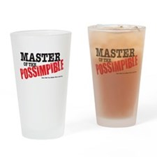 HIMYM Possimpible Drinking Glass