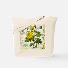 Cute Yellow Tote Bag