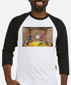 Izzie's Circus in the Barn Baseball Jersey