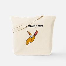 Custom Aardvark Tote Bag