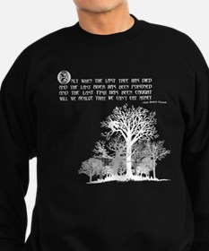 Unique Environmental Sweatshirt