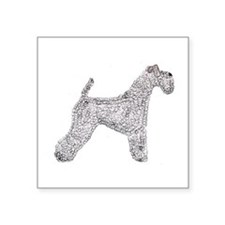 Kerry Blue Terrier Sticker