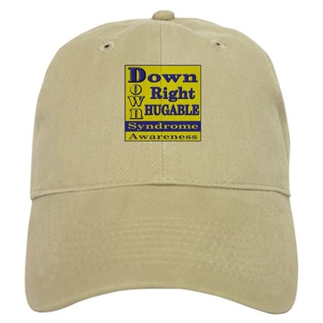 Down Right Hugable Cap