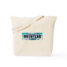Meth Lab Tote Bag