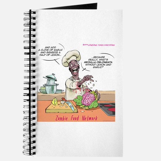 Zombie Food Network Journal