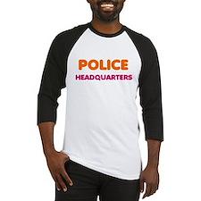 Unique Police humor Baseball Jersey