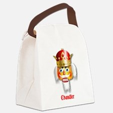 Customizable Nutcracker Canvas Lunch Bag