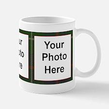 Duncan Tartan 3 Photo Mugs