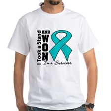 Won Peritoneal Cancer Shirt