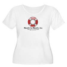Mouth to Mouth ~ Beach T-Shirt