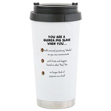 Unique Wheek Travel Mug