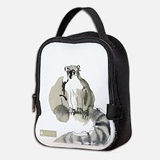 Ring-tail Lemur Neoprene Lunch Bag