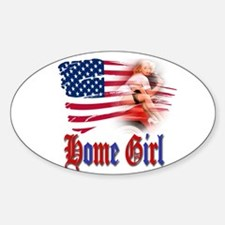 Home Girl Sexy Pin Up Decal