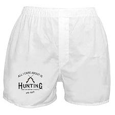 Hunting Boxer Shorts