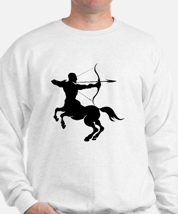 The Centaur Archer Sagittarius Zodiac Sweatshirt