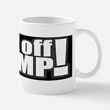 Back Off Mug