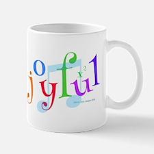 Joyful X 2 Mugs